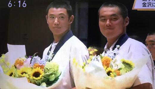 奥川くん(星稜)と山瀬くんの絆がすごい!プロになると2人の関係はどうなる?