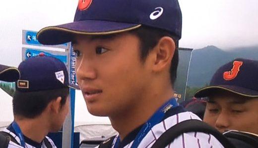 奥川くん(星稜)が巨人に入団したらプレーボーイな坂本勇人選手が主将で心配