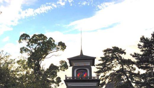 尾山神社(金沢)2019-2020初詣の混雑状況は?駐車場/屋台/口コミ情報についても!
