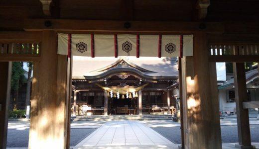 白山比咩神社(石川県)2019-2020初詣の混雑状況は?駐車場/屋台/口コミ情報についても!