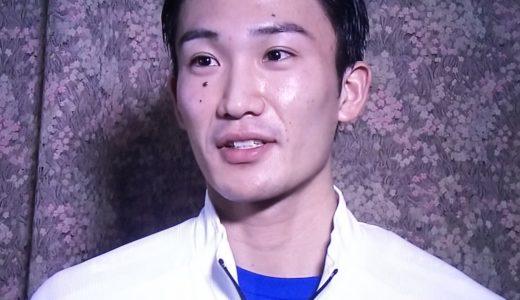 桃田賢斗選手が眼窩底骨折で全治3ケ月!交通事故で!オリンピックに出れる?