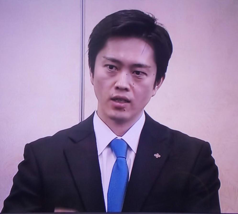 府 知事 年齢 大阪