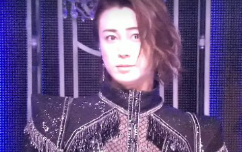 FNS MUSIC SP氷川きよし3月21日見逃し動画!限界突破の化粧と歌唱力がすごい!ドラゴンボールとのコラボ!